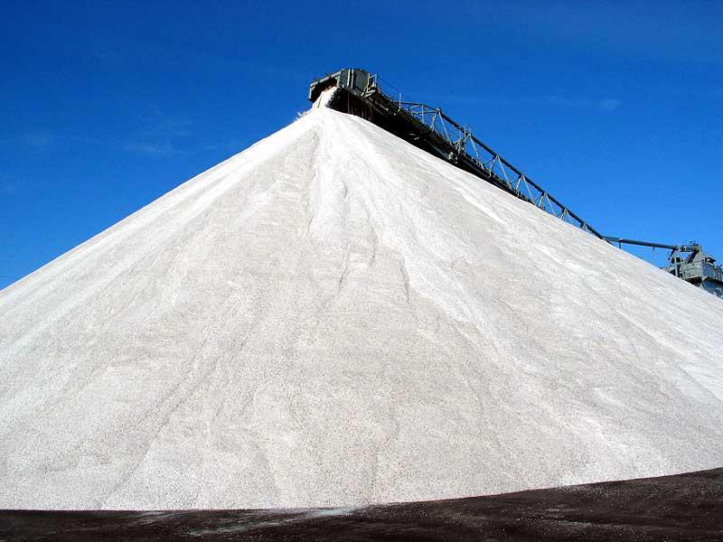 Поставки технической соли